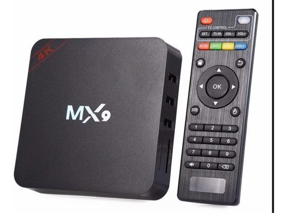 Transforme Sua Tv Em Smart Android 8.1 3gbram +16gb