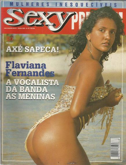 Sexy Premium 05 - Flaviana Fernandes - Bonellihq Cx94 H19
