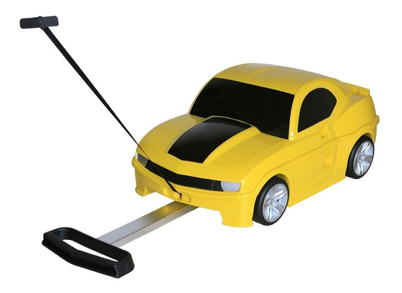 Maleta Montable Viaje Infantil Mochila Infantil Cars Mod:che