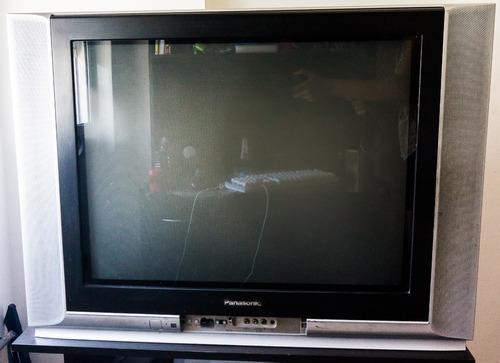 Televisor Panasonic 29  Pantalla Plana Funcionando! Caba