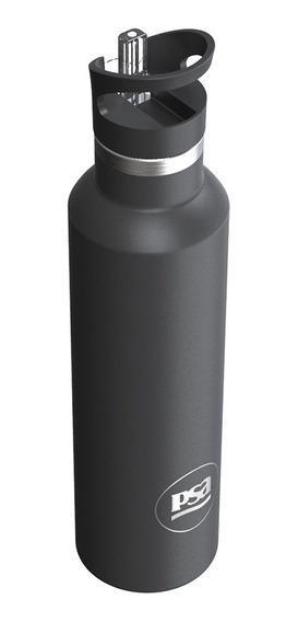 Botella Psa Térmica | Negro | Frío - Calor