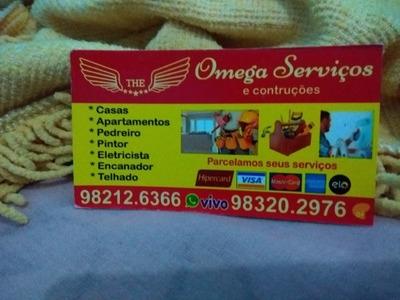 Omega Servições E Contrução
