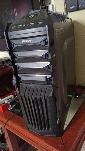 Pc Top, Core I7 + 16gb Ram+ Ssd+2tbhdd