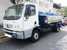 Mb 915 Ano 2008 Tanque De 5.000 Litros Combustivel
