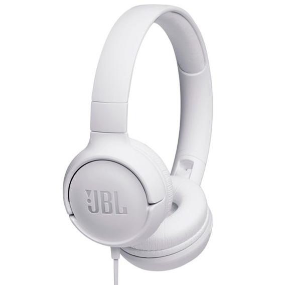 Headphone Jbl Tune 500 Branco Original Envio Imediato Brasil