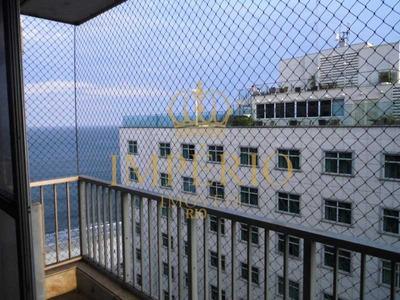 Cobertura-à Venda-copacabana-rio De Janeiro - Imco50001