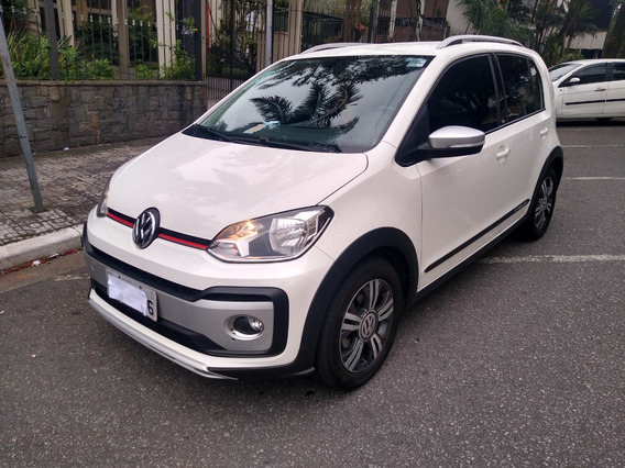 Volkswagem Cross Up 1.0 Tsi Flex 4p Manual 2019 Unico Dono