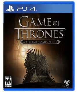 Game Of Thrones A Telltale Games Series - Juego Físico Ps4