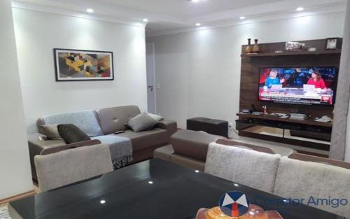 Imagem 1 de 20 de Excelente Apartamento 2 Quartos Com Vaga - Ml1638