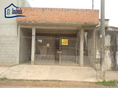 Casa Residencial À Venda, Jardim Álamo, Guarulhos. - Ca0170