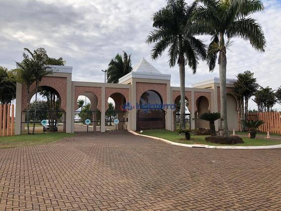 Terreno À Venda, 1250 M² Por R$ 175.000 - Condomínio Terras De Canaã - Cambé/pr - Te0251