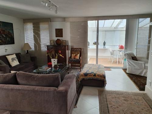 Imagem 1 de 15 de Cobertura Penthouse De 160 M², 2 Quartos À Venda Em Jardim Paulistano - Cob239
