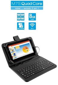 Tablet Multilaser M7 Plus Com Teclado