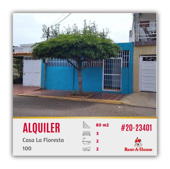 Alquilo Casa La Floresta Mls 20-23401 @hypatiajanet