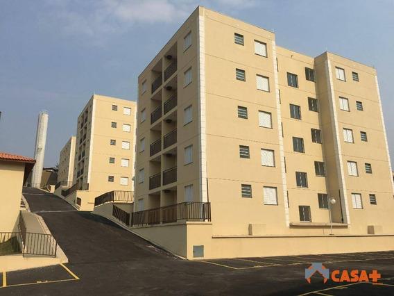 Apartamento À Venda, 2 E 3 Dorms, Mcmv Subsídio De Ate R$25mil. Centro/cotia. - Ap0035