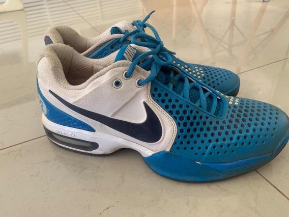Tênis Nike Tennis Courtballistec 3.3 Airmax 42br Nadal Roger