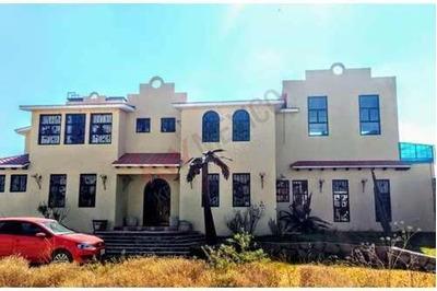 Casa Residencial En Venta En Toluca