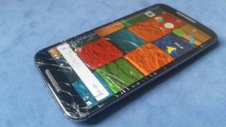 B Celular Motorola Moto X X2 Xt 1097 32gb Detalhe Tela 100%