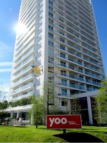 Venta Apartamento 1 Dormitorio Y Medio - Punta Del Este- Ref: 4255