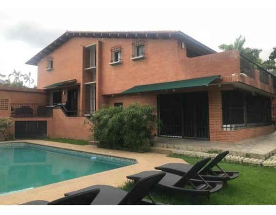 Se Alquila Casa 1157m2-4h+2s/5b/5p-prados Del Este