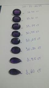 Ametista Russa Pedras Preciosas Legítimas