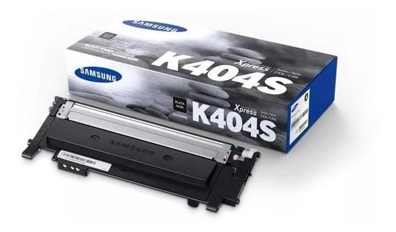 Toner Samsung Clt-k404s Black 100% Original 1.500 Páginas