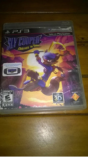 Sly Cooper - Thieves In Time - Ps3 - Español