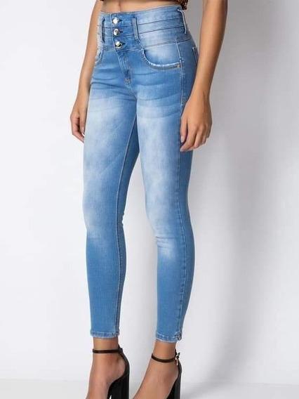 Calça Jeans Skiny Lança Perfume