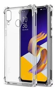 Capa Anti Impacto Zenfone 5z Ze620kl + Pelicula De Vidro 3d