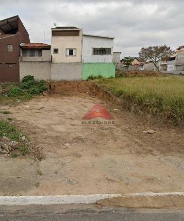 Ótimo Terreno À Venda Por R$ 110.000 - Residencial Armando Moreira Righi - São José Dos Campos/sp - Te0656
