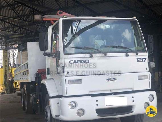 Caminhao Ford Cargo 1217