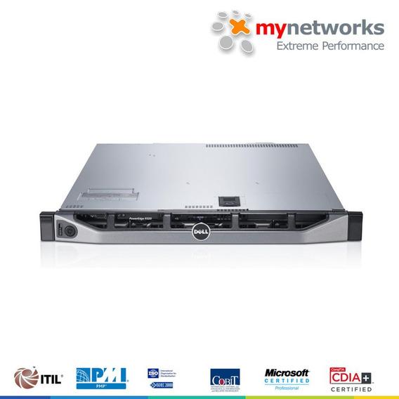 Servidor Dell Poweredge R320 (storage Freenas 12tb)