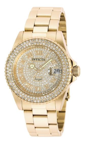 Promoção Relógio Feminino Invicta Angel 90255