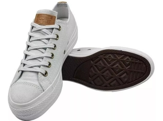 Converse All Star Plataformas Premium. Originales