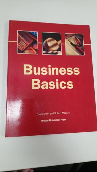 Livro De Inglês Business Basics