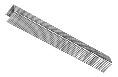 Imagen 1 de 2 de Grapa Grampa Para Engrampadora Triple Bremen 12mm Caja 1000u Cod. 2330 Dgm