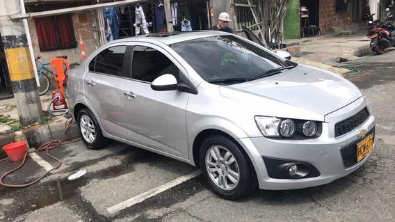 Chevrolet Sonic Ltz Sedan Full