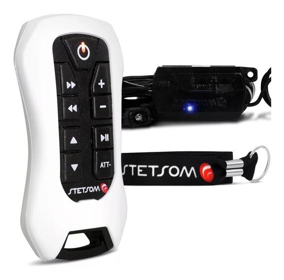 Controle Longa Distancia Branco Sx2 Light Stetsom