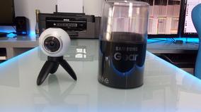 Samsung Gear 360 Full Hd - Aceito Trocas