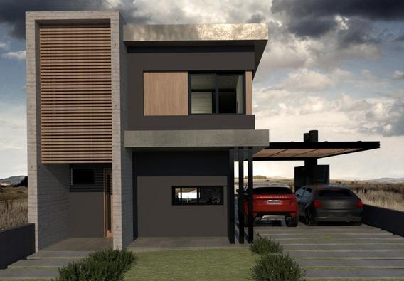 Casa 2 Dorm 2 Baños- Docta Urbanización Inteligente
