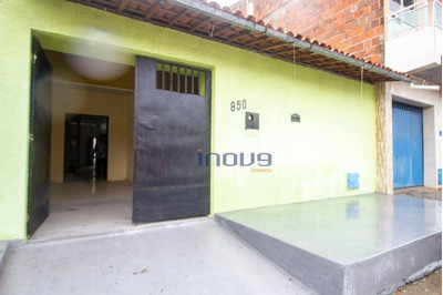 Casa Com 3 Dormitórios À Venda, 90 M² Por R$ 220.000 - Mondubim - Fortaleza/ce - Ca0545