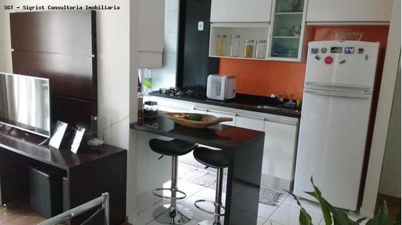 Apartamento Para Venda Em Indaiatuba, Jardim Alice, 2 Dormitórios, 1 Banheiro, 1 Vaga - 437