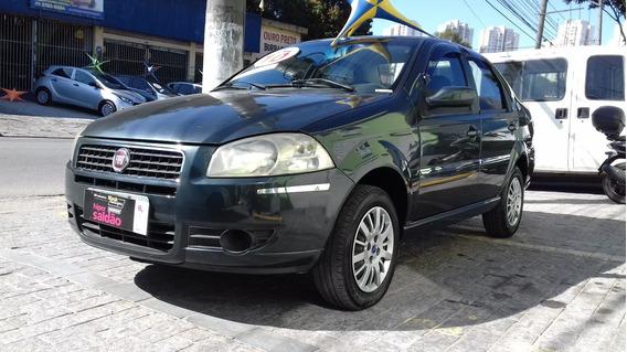 Fiat Siena 1.0 El Flex Completo 2010 $19900 Financiamos