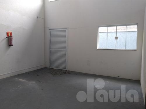 Galpão 200m² Utinga Em Santo André - 1033-11496