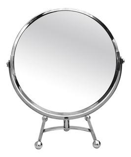 Espejo Cromado De Tocador Giratorio Conair 41840mx