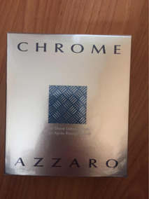 Perfume Chrome Azzaro 100ml