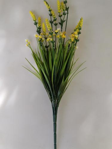 Variedad Planta Artificial Decorativa Con Flor