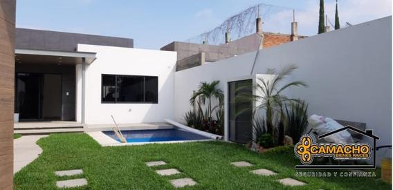 Casa En Venta, 3 Recamaras, Cuautla Occ-307
