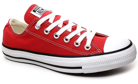 Tênis Cano Baixo All Star Converse Original Ox Ct0001 Pixolé