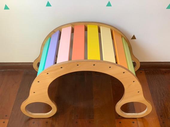 Hamaca Balancín Montessori Juguetes Didácticos Bebé Niños